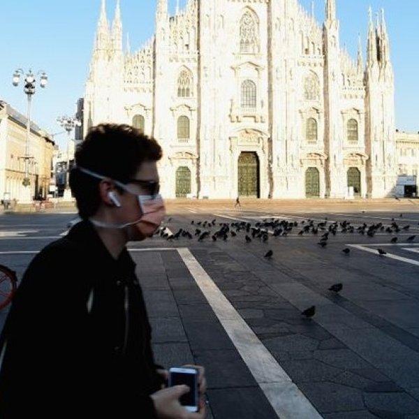 İtalya'da son 24 saatte 333 kişi koronadan öldü