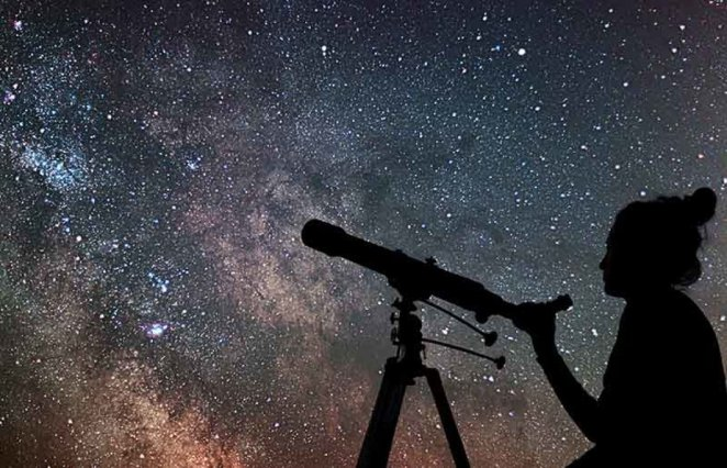 What is a telescope #1