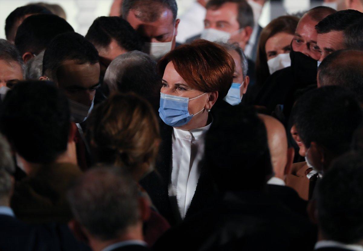 Meral Akşener: İlk seçimde İyi Parti iktidar olacak #1