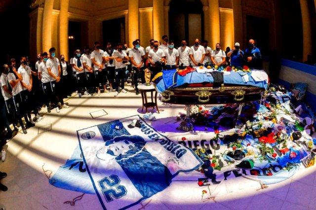 maradona 8934 - Maradona'nın çocukları miras için kavga ediyor
