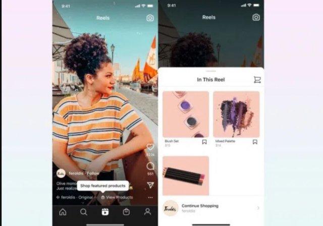 reels 6003 - Instagram Reels videolarında alışveriş dönemi