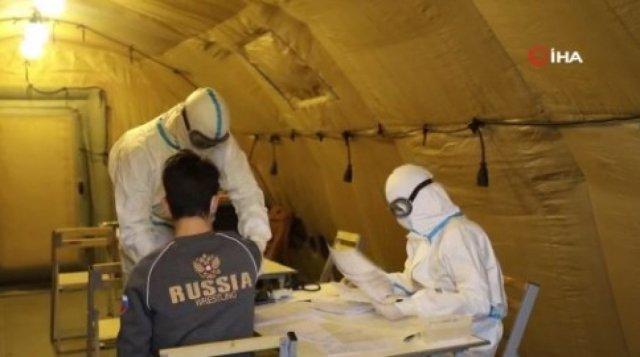 rusya 4017 - Sputnik V korona aşısı, Rusya'nın tamamında halka uygulanıyor