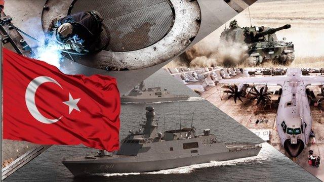 savunma sanayi 2658 - Türk savunma sanayisi ABD'nin yaptırım kararına karşı tek yumruk