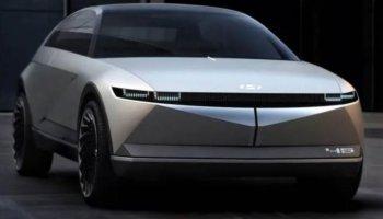 Hyundai nin elektrikli modeli Ioniq 5, şubatta geliyor: İşte ilk görüntüler #1