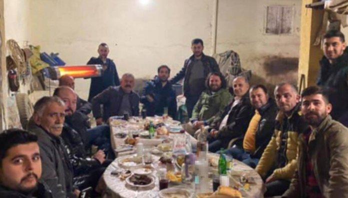 İYİ Partili başkan Aytekin Kaya ve arkadaşlarına korona cezası #2