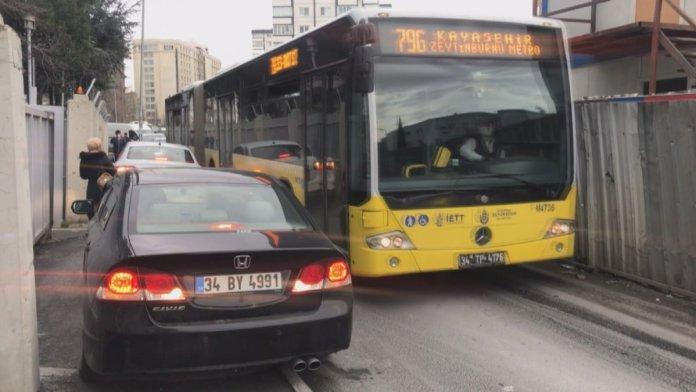 İstanbul da 4 yıldır süren metro inşaatı vatandaşları çileden çıkardı #5