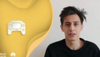 Liseli yazılımcı Özgür Özdemir, Huawei nin Gelecek İçin Tohumlar projesine katılan en genç isim oldu #1