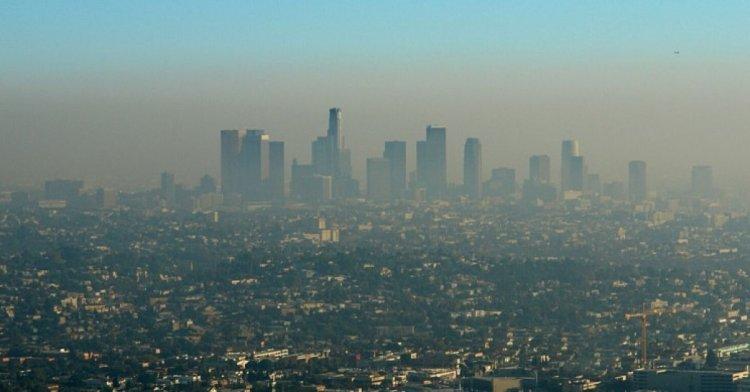 Fosil yakıtların neden olduğu hava kirliliği nedeniyle 2018 de 8,7 milyon insan öldü #1