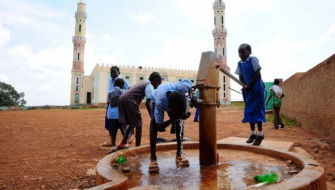 How to open a water well, how much is the fee?  What should be done to drill a water well in Africa?  #2nd