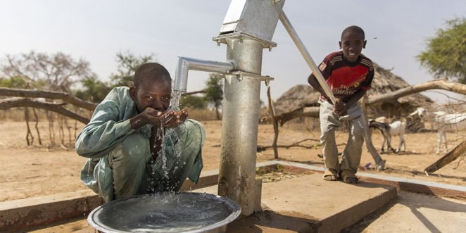 How to open a water well, how much is the fee?  What should be done to drill a water well in Africa?  #one