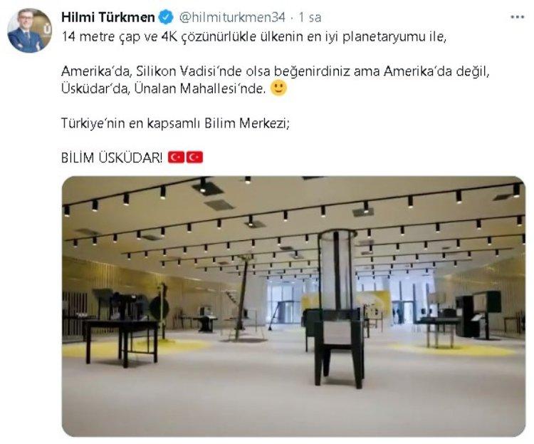 Türkiye nin en kapsamlı bilim merkezi: Bilim Üsküdar #2