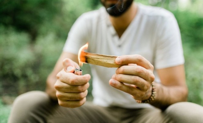 What is Palo Santo, how is it burned?  What are the benefits of Palo Santo incense?  #2nd