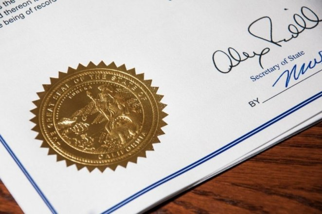 What is an Apostille #2