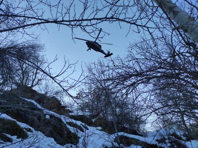 Bitlis ve Siirt te Eren-11 Sehi Ormanları Operasyonu başlatıldı #1