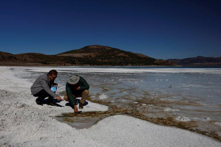 NASA: Salda Gölü ne sahip olduğumuz için memnunuz #5