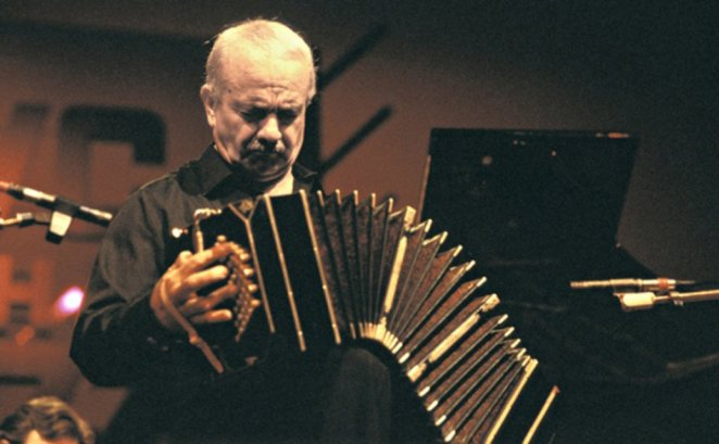 What is bandoneon #1
