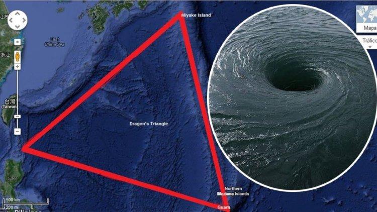 Bermuda Şeytan Üçgeni nde neler olduğunu açıklayan en iyi 10 teori #1