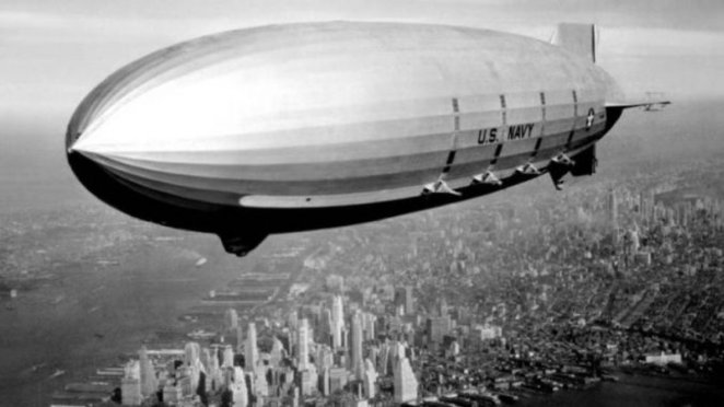 What is an airship #1
