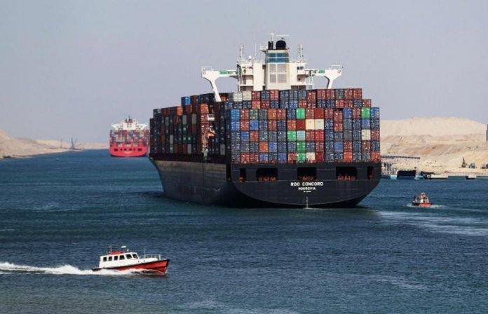 Dünya ticaretini yönlendiren Süveyş Kanalı ve diğer kanalların tarihi #3