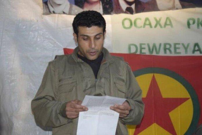 PKK nın sözde gümrük sorumlusu Ömer Aydın etkisiz hale getirildi #1