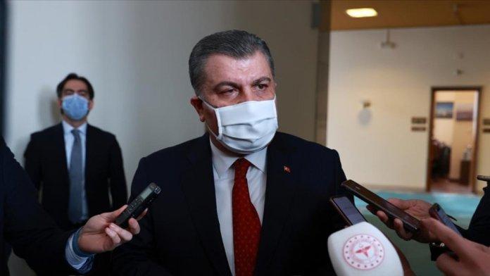 Sağlık Bakanı Fahrettin Koca'ya AK Parti kongreleri soruldu #1