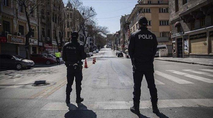 İçişleri Bakanlığı sokağa çıkma kısıtlamasının detaylarını hatırlattı #3