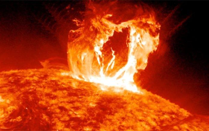 Güneş Fırtınası nedir, etkileri nelerdir? Güneş Fırtınası neden olur? 439 yıl önce olmuştu #1