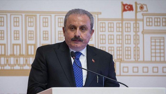 Mustafa Şentop: Emekli amiraller kaos simsarlığı üstlenmişler #1