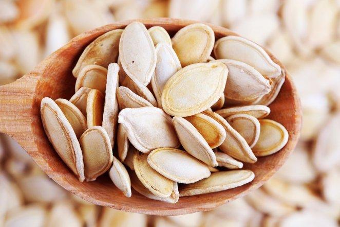 10 health benefits of pumpkin seeds #2