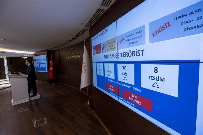 İsmail Çataklı: Mart ayında 86 terörist öldürüldü #2