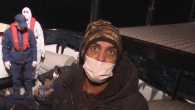 Alman kanalı ZDF, Yunanistan ın mültecilere yaptığı zulmü görüntüledi #1