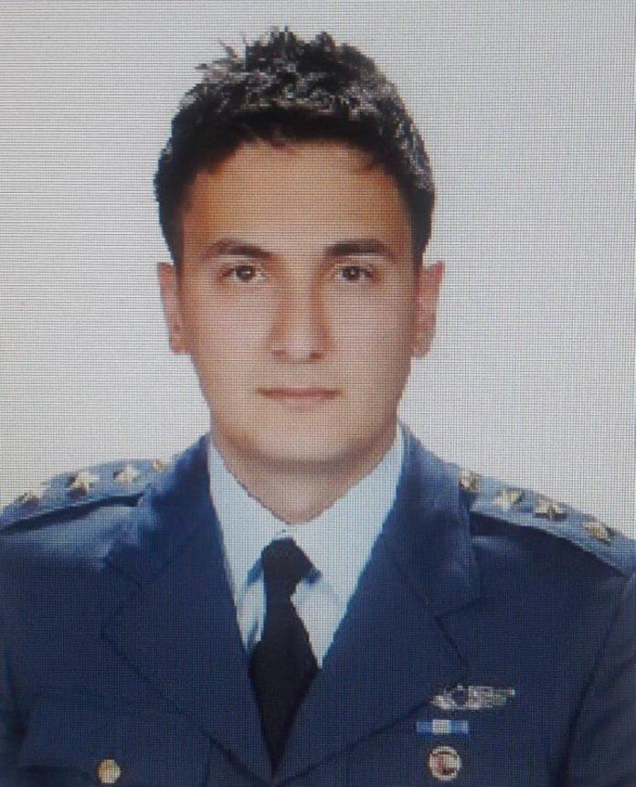 Konya da askeri uçak düştü  #1