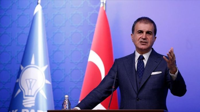 AK Parti Sözcüsü Ömer Çelik'ten Faik Öztrak'a cevap #2