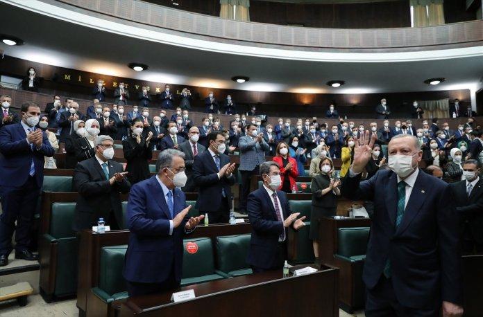 Cumhurbaşkanı Erdoğan dan Kılıçdaroğlu na emekli darbeci yanıtı #1