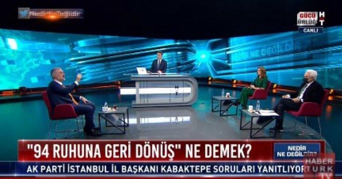 Osman Nuri Kabaktepe, İstanbul seçimlerindeki hedefini açıkladı #2