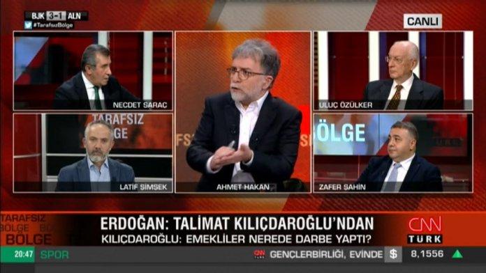 Ahmet Hakan dan Hürriyet in yayınladığı haberle ilgili açıklama  #2