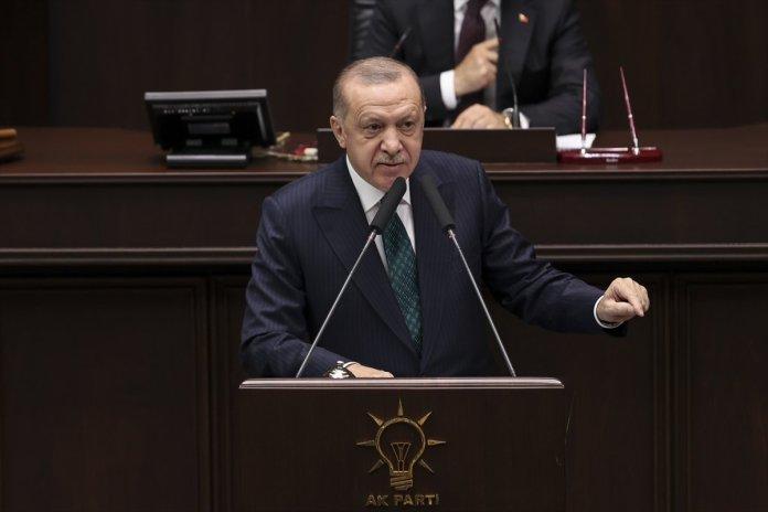 Cumhurbaşkanı Erdoğan: Enflasyonu tekrar tek haneye indirmekte kararlıyız #1