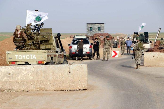 Suriye de Mehmetçik in eli tetikte #1