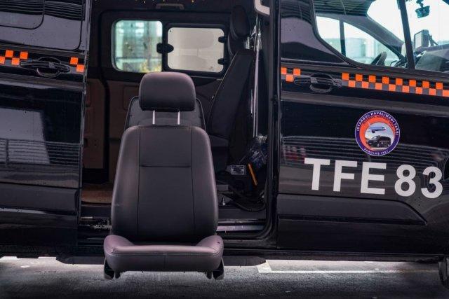 İstanbul Havalimanı'nda engelli yolculara özel taksi uygulaması #2