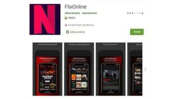 WhatsApp ı ele geçiren zararlı yazılım: FlixOnline #1