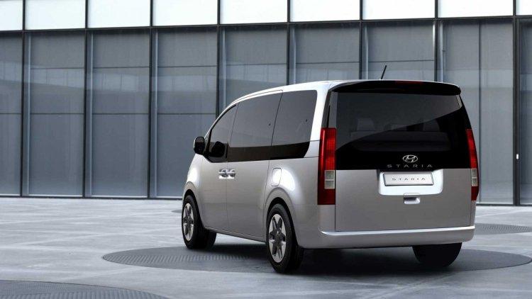 Hyundai Staria nın teknik özellikleri belli oldu #10