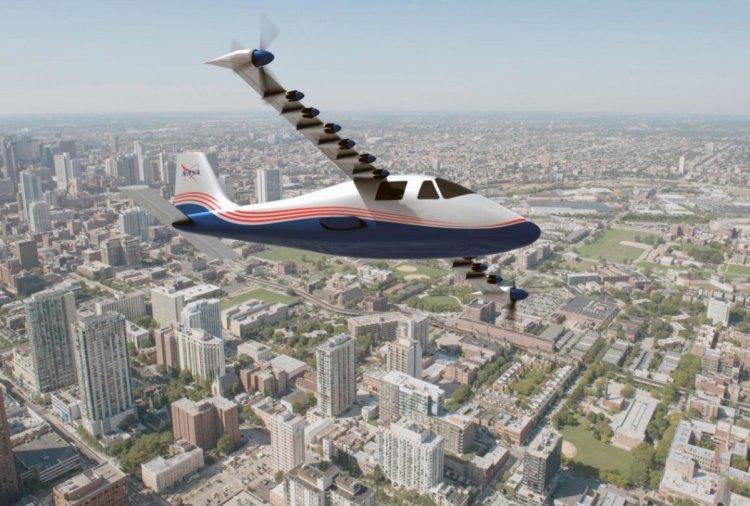 NASA, elektrikli uçak çalışmalarına hız veriyor #3