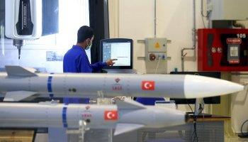 TÜBİTAK SAGE den Türkiye nin yeni füzeleri #1