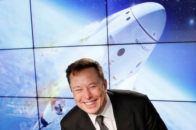 Elon Musk: İnsanlık Mars a gitmezse yok olacak #1
