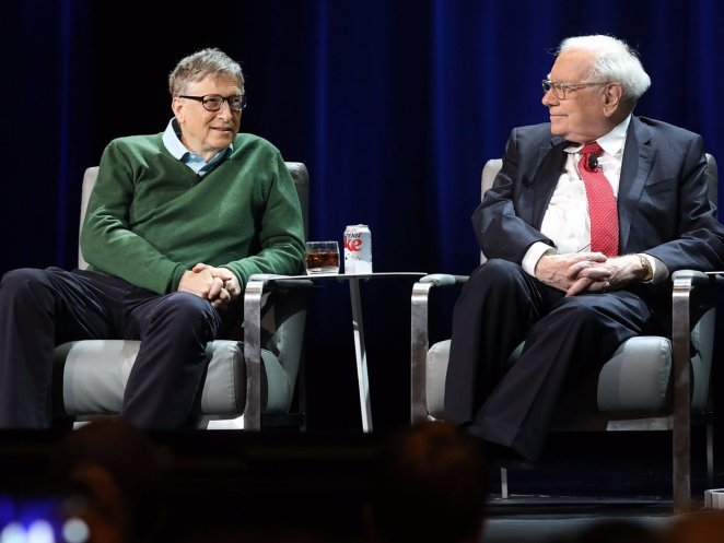 Bill Gates and Warren Buffett to build new type of nuclear reactor #1