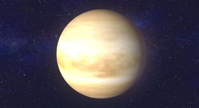 Scientists detect signs of geological activity on Venus #1
