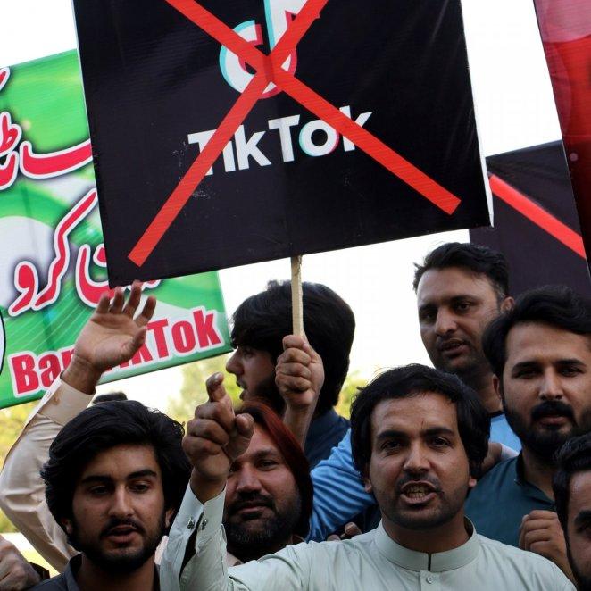 TikTok ban #1 in Pakistan