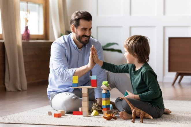 Harvard plate model #4 for healthy eating in children