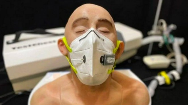 A mask that can detect coronavirus has been developed in the USA #4
