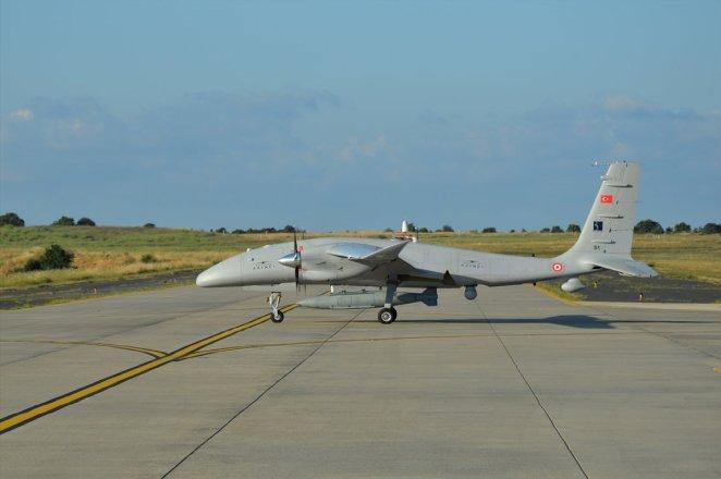 Bayraktar AKINCI TİHA flew with 1360 kilos useful load #4